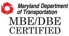 MDOT MBE/DBE Certification Logo
